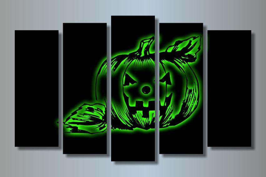 Модульная картина Хеллоуин