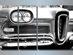 Модульная картина Классика авто