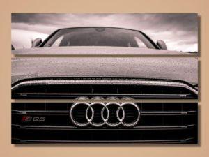 Модульная картина Автомобиль Audi