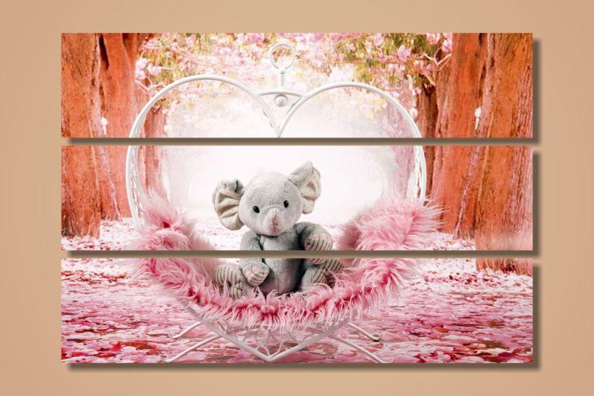 D-022 Розовое царство