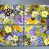 С-037 Весенние цветы