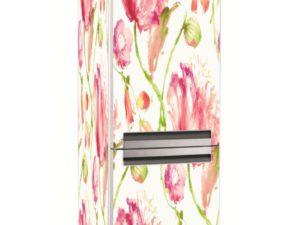 Наклейка на холодильник Цветочная композиция
