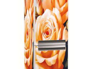 Наклейка на холодильник Нежные розы