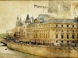 Фотообои Старые здания