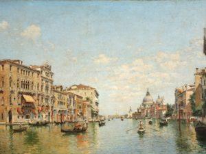 Фотообои Виды Венеции