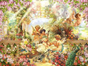 Фотообои Фресковая живопись FB-012