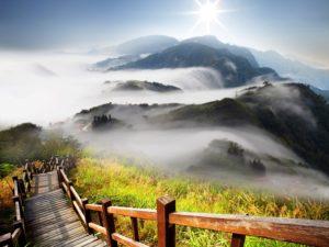 Фотообои Горы FNM-002