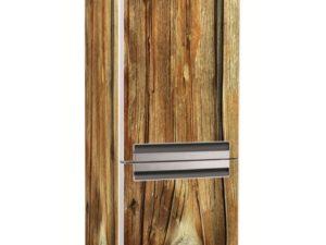 Наклейка на холодильник Древесный мотив
