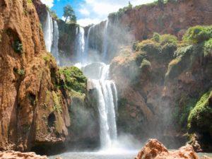 Фотообои Водопады FNV-001