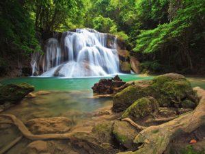 Фотообои Водопады FNV-004