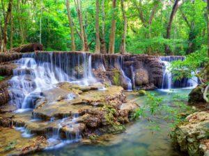 Фотообои Водопады FNV-006