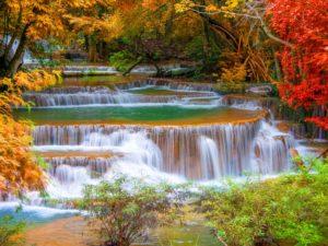 Фотообои Водопады FNV-008