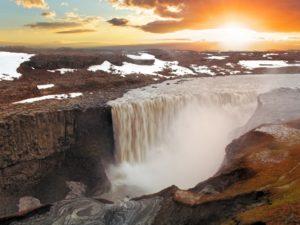 Фотообои Водопады FNV-009