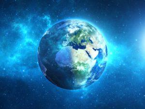 3D Фотообои Земля