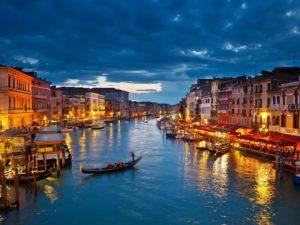 Фотообои Венеция. Гранд канал