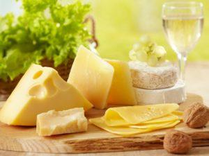 Фотообои Сорт сыра