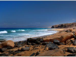 Фотообои Камни на морском побережье