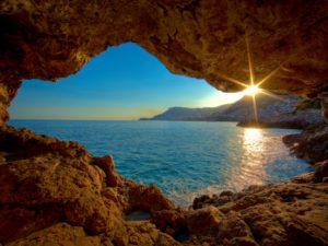Фотообои Вид на море