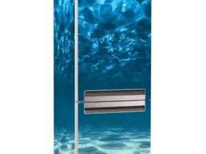 Наклейка на холодильник Морские глубины