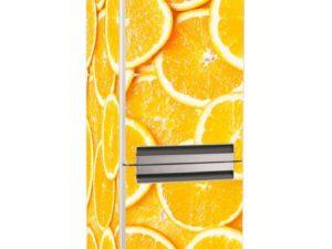 Наклейка на холодильник Апельсиновое настроение