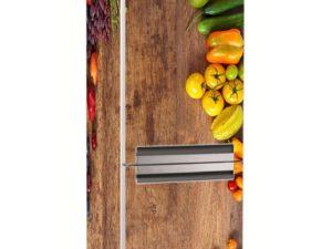 Наклейка на холодильник Летние дары