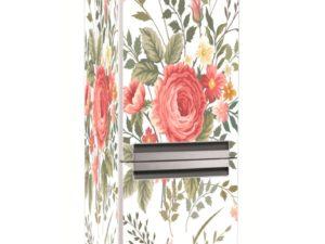 Наклейка на холодильник Прекрасные цветы