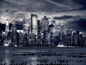 фотообои города мира