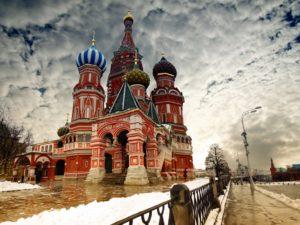 фотообои замки и церкви